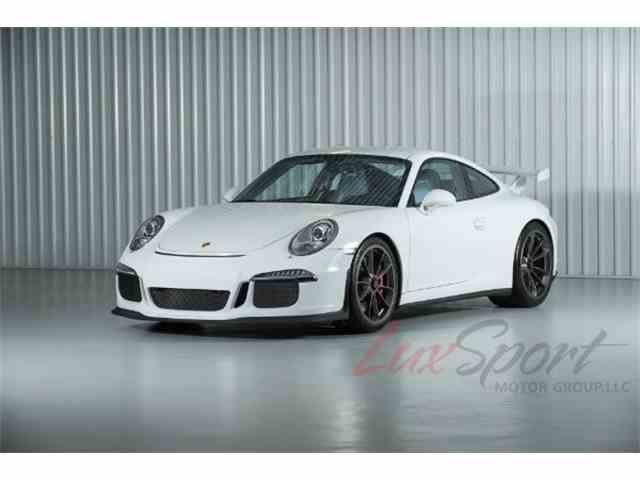 Picture of '15 991 GT3 Coupe located in New Hyde Park New York Auction Vehicle - MO0H