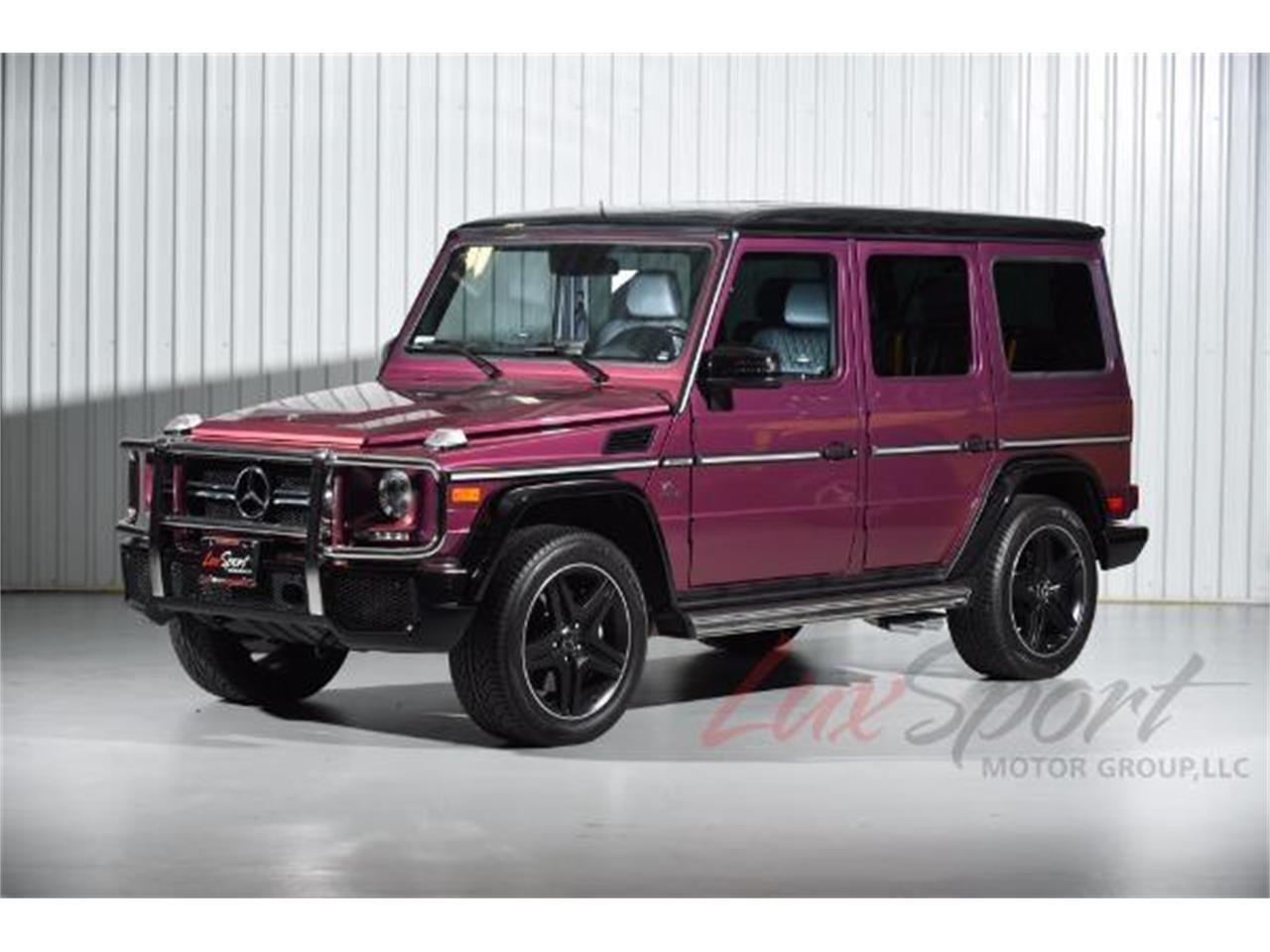 Large Picture of '16 G63 located in New York Offered by LuxSport Motor Group, LLC - MO0I