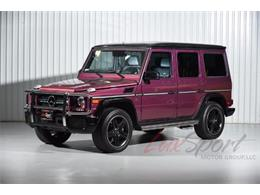 Picture of 2016 Mercedes-Benz G63 located in New Hyde Park New York Offered by LuxSport Motor Group, LLC - MO0I