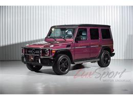 Picture of 2016 Mercedes-Benz G63 located in New Hyde Park New York Auction Vehicle Offered by LuxSport Motor Group, LLC - MO0I