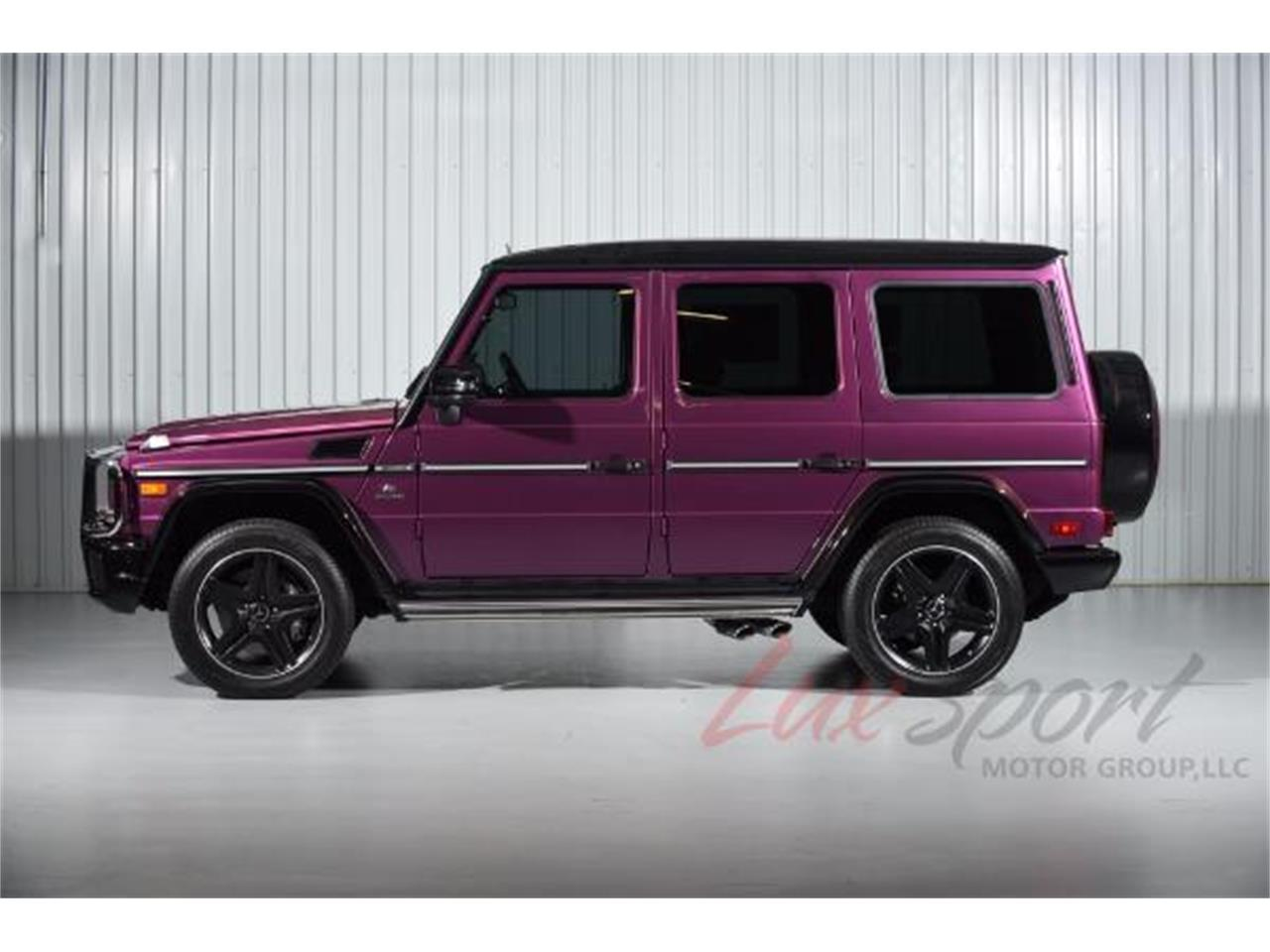 Large Picture of '16 Mercedes-Benz G63 located in New Hyde Park New York Auction Vehicle Offered by LuxSport Motor Group, LLC - MO0I