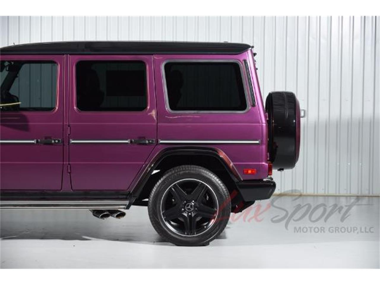 Large Picture of 2016 Mercedes-Benz G63 located in New Hyde Park New York Auction Vehicle - MO0I
