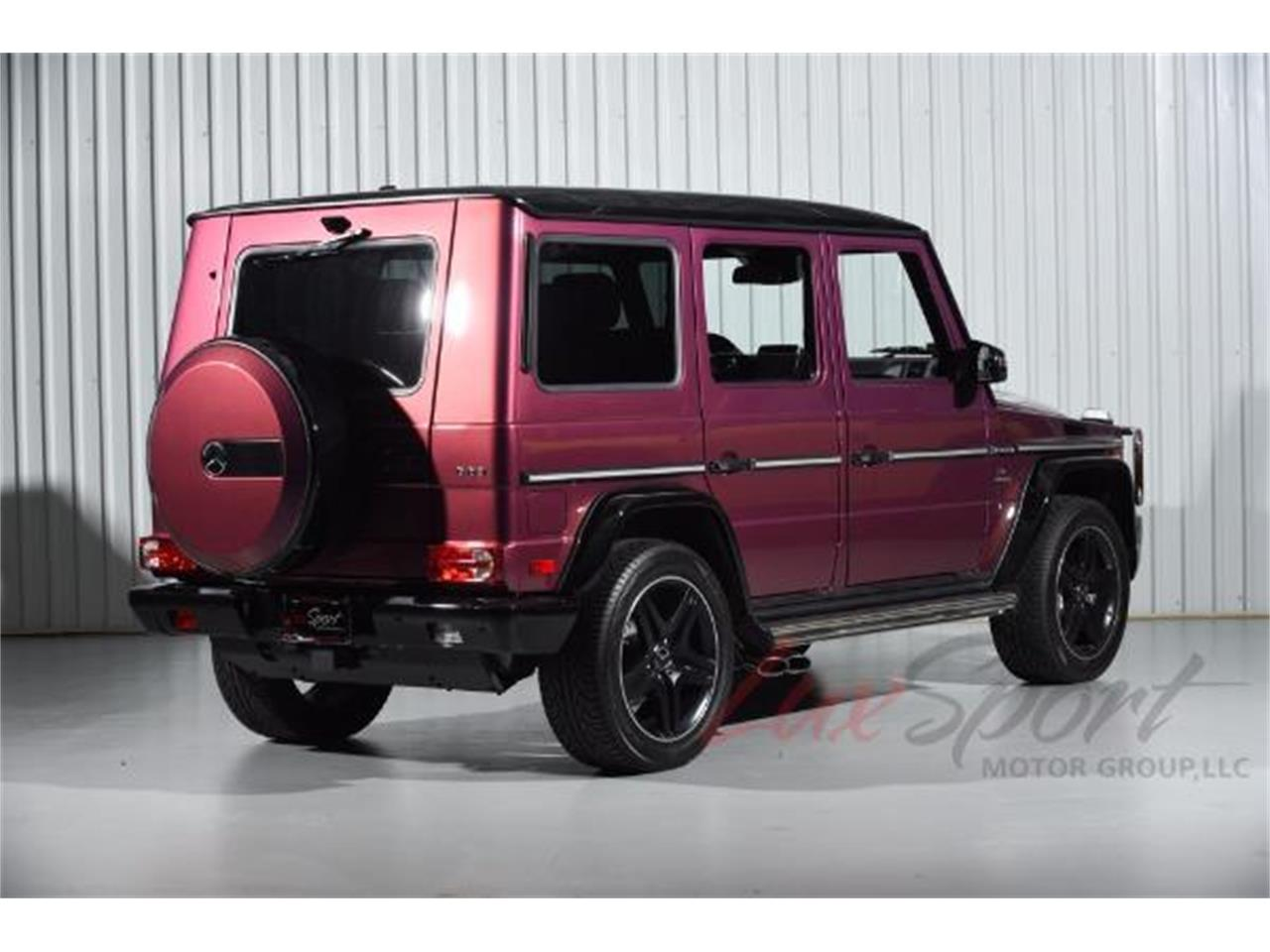 Large Picture of 2016 Mercedes-Benz G63 located in New Hyde Park New York Auction Vehicle Offered by LuxSport Motor Group, LLC - MO0I