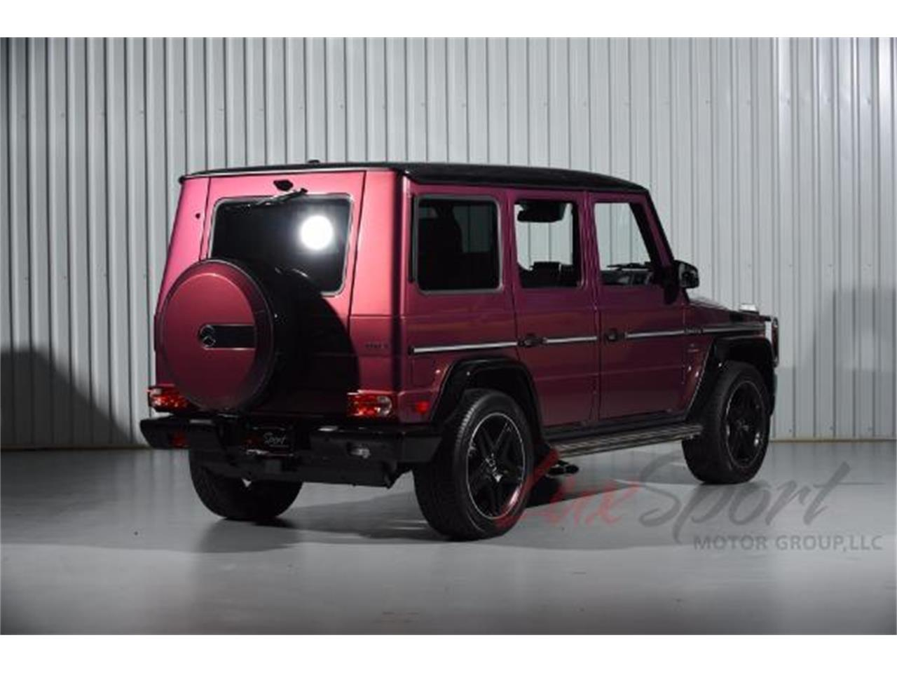 Large Picture of '16 Mercedes-Benz G63 located in New Hyde Park New York - MO0I