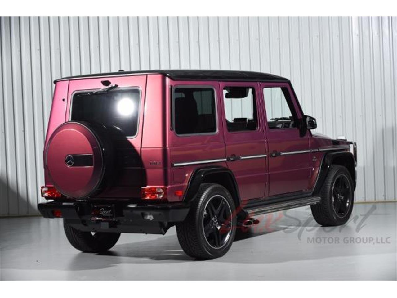 Large Picture of 2016 Mercedes-Benz G63 Offered by LuxSport Motor Group, LLC - MO0I