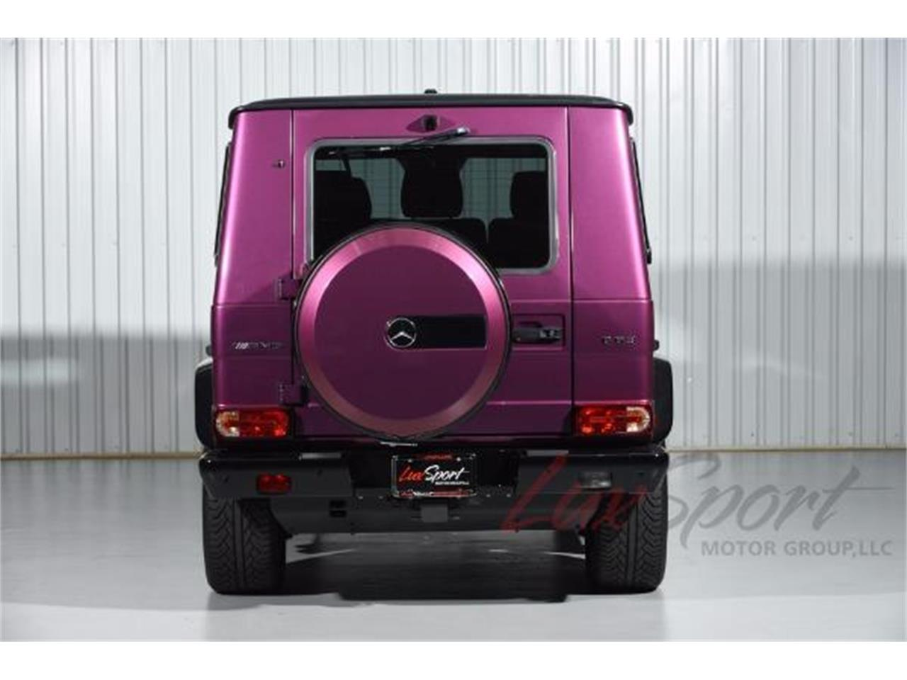 Large Picture of 2016 G63 located in New York Auction Vehicle - MO0I