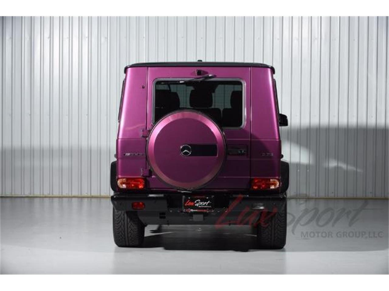 Large Picture of 2016 Mercedes-Benz G63 Auction Vehicle - MO0I