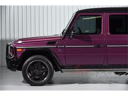 Picture of 2016 G63 Auction Vehicle Offered by LuxSport Motor Group, LLC - MO0I