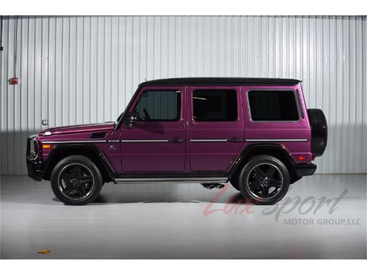 Large Picture of '16 Mercedes-Benz G63 located in New York Auction Vehicle - MO0I
