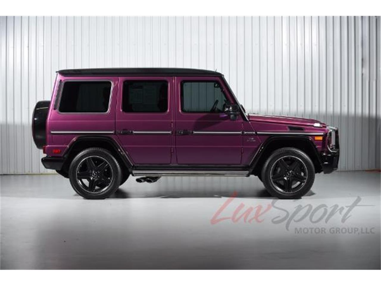 Large Picture of '16 Mercedes-Benz G63 - MO0I