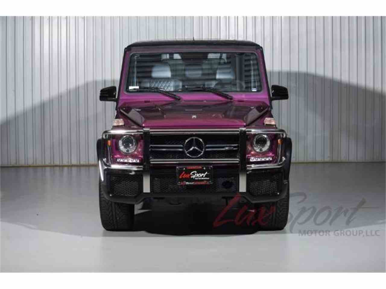 Large Picture of '16 G63 - MO0I