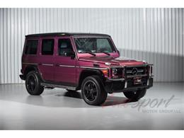 Picture of 2016 Mercedes-Benz G63 Offered by LuxSport Motor Group, LLC - MO0I