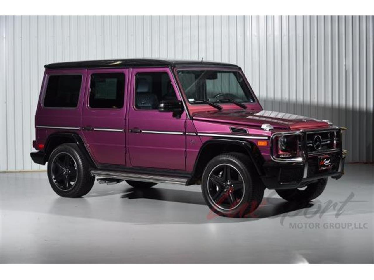 Large Picture of '16 Mercedes-Benz G63 located in New York Auction Vehicle Offered by LuxSport Motor Group, LLC - MO0I