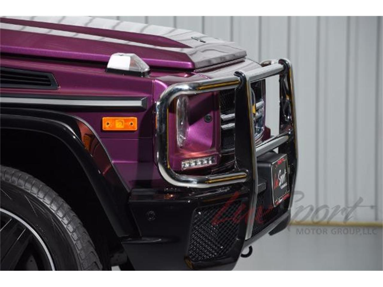 Large Picture of 2016 Mercedes-Benz G63 - MO0I