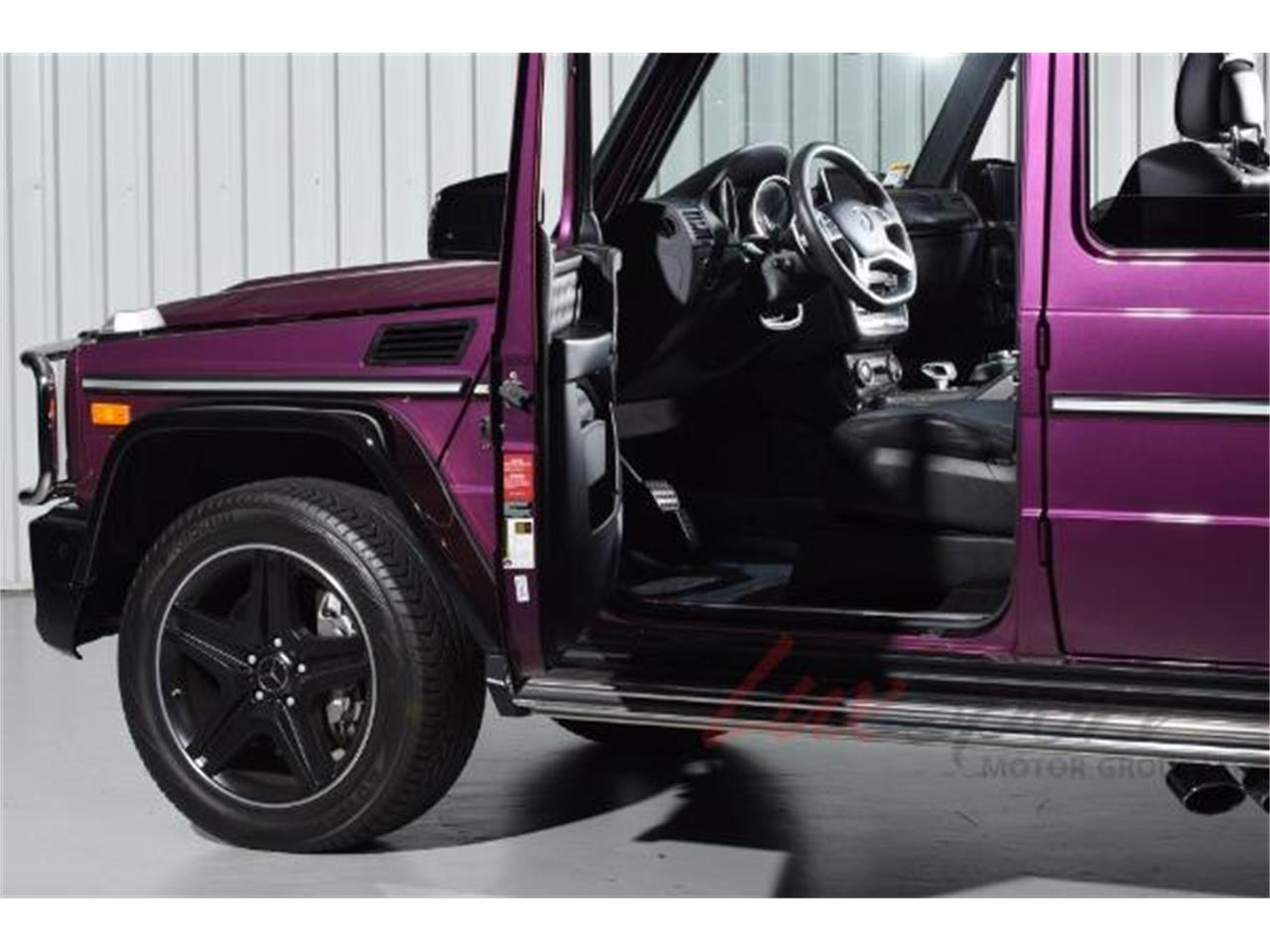 Large Picture of '16 Mercedes-Benz G63 located in New York Offered by LuxSport Motor Group, LLC - MO0I