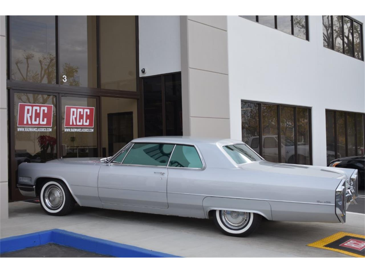 Large Picture of '66 Coupe DeVille - MO0K