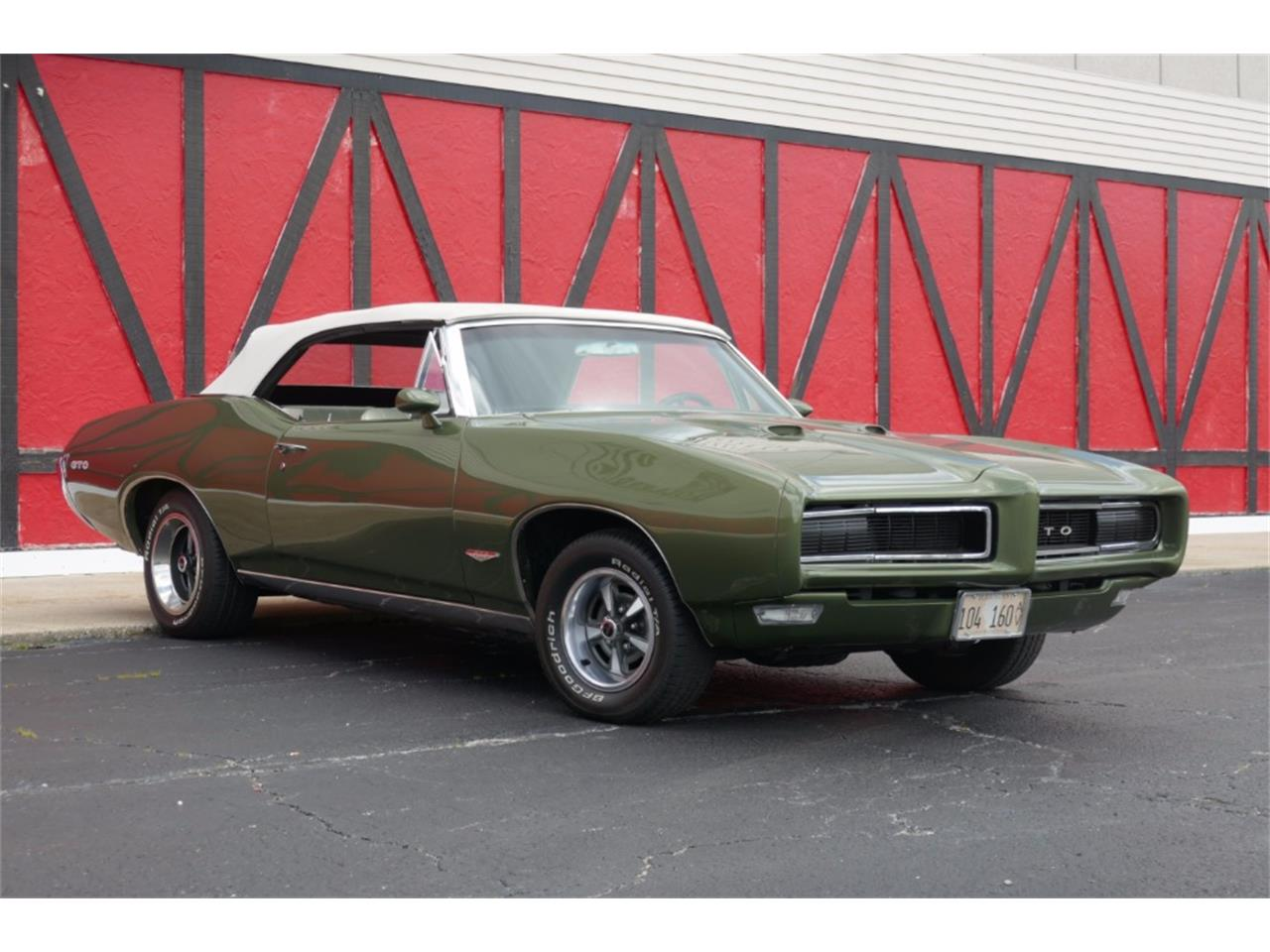 Large Picture of Classic 1968 GTO located in Illinois - $42,500.00 - MO0L