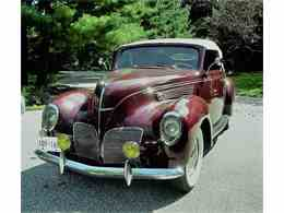 Picture of Classic '38 Lincoln Zephyr - MO0Q