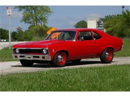 Picture of 1968 Nova located in Mundelein Illinois - $24,900.00 Offered by VICCI Car Auctions - MO0S