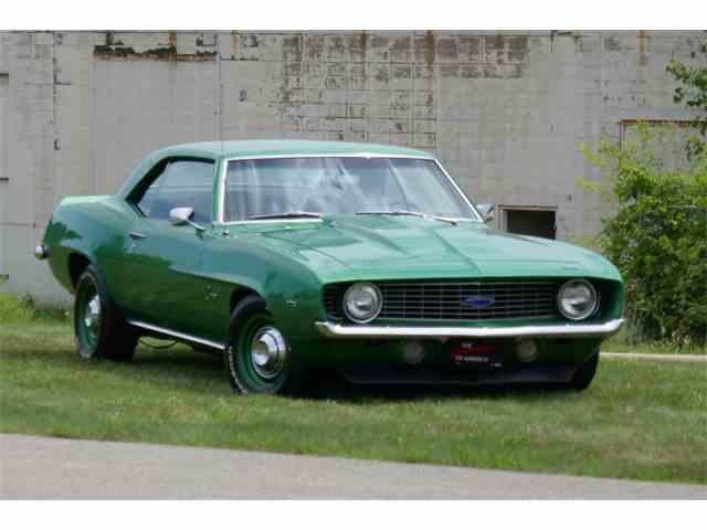 Picture of '69 Camaro - MO0U