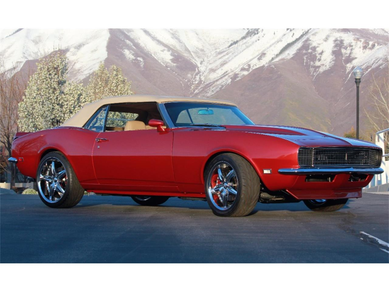 Large Picture of '68 Camaro RS - MO15