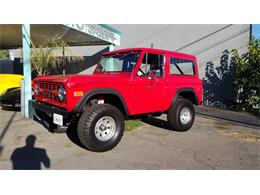 Picture of '70 Bronco - MO16