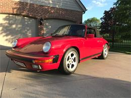 Picture of 1987 Porsche 911 located in Mundelein Illinois Offered by VICCI Car Auctions - MO17