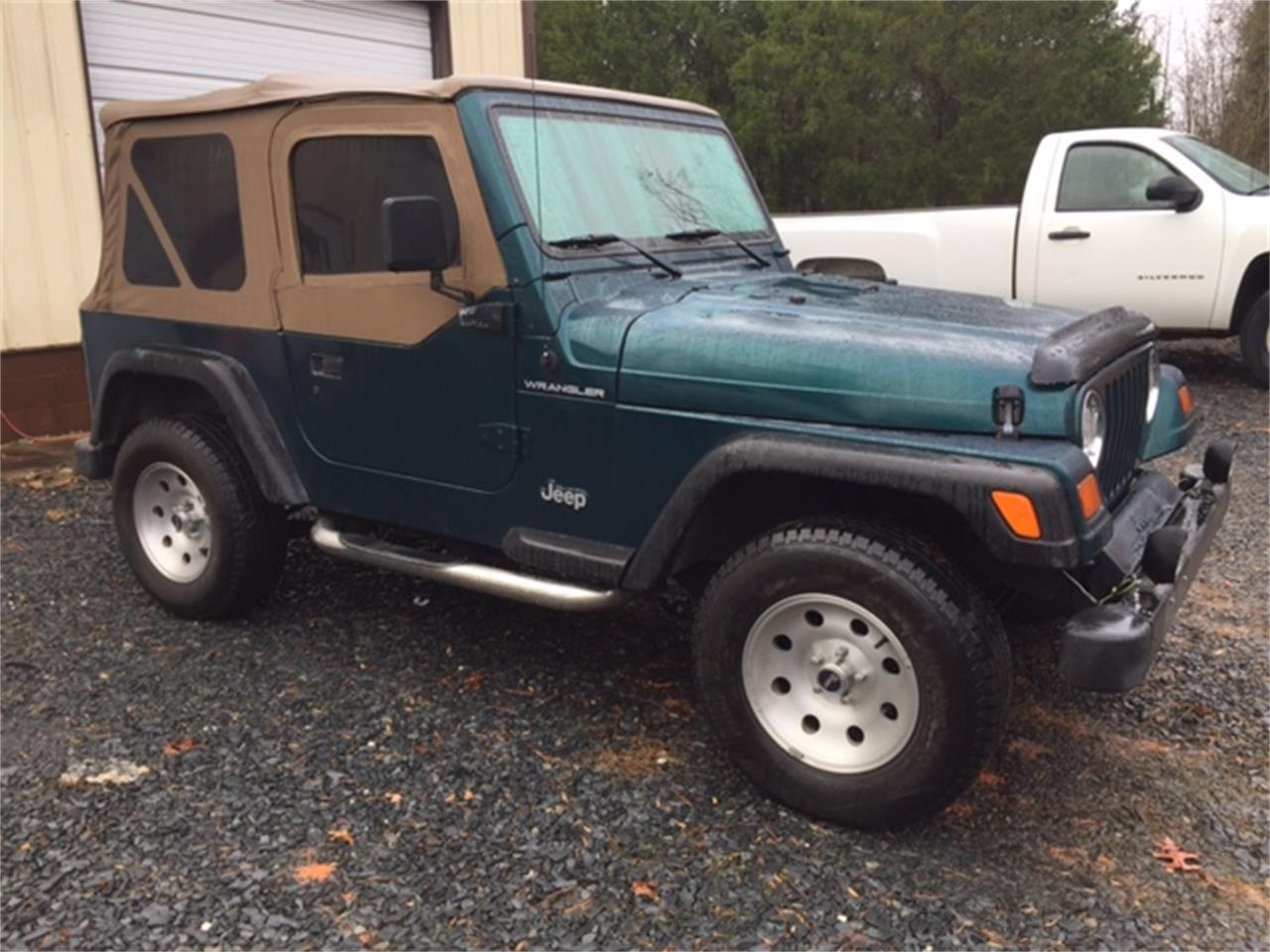 Large Picture of 1997 Wrangler located in MILFORD Ohio Offered by Ultra Automotive - MO1A
