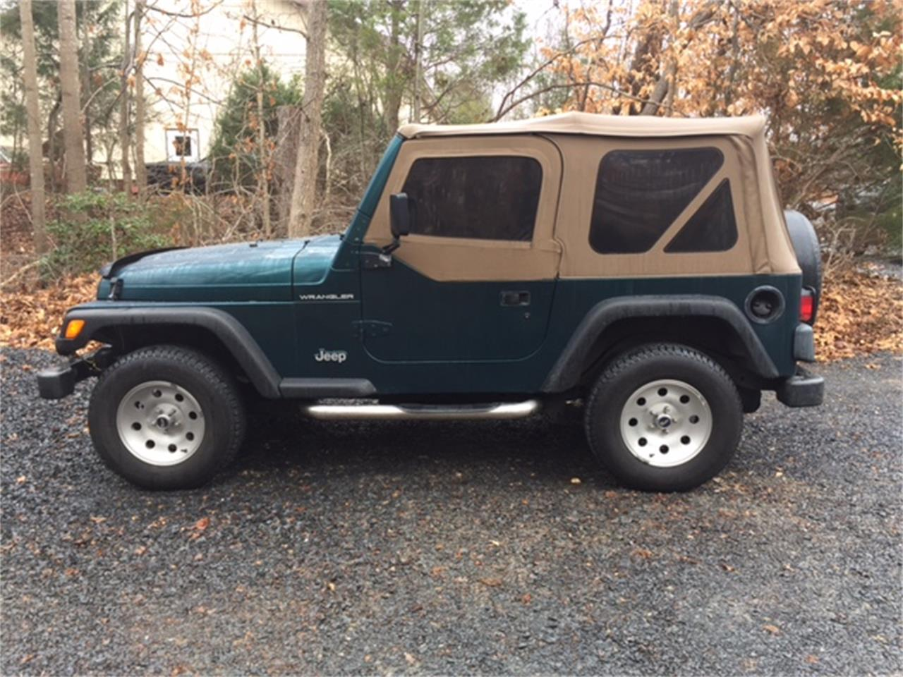 Large Picture of 1997 Jeep Wrangler - $11,500.00 - MO1A