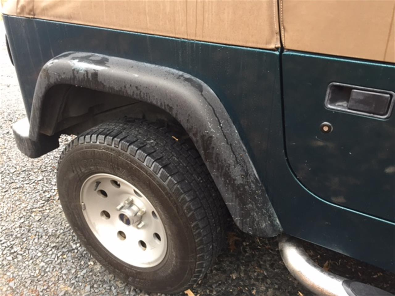 Large Picture of 1997 Wrangler located in Ohio Offered by Ultra Automotive - MO1A