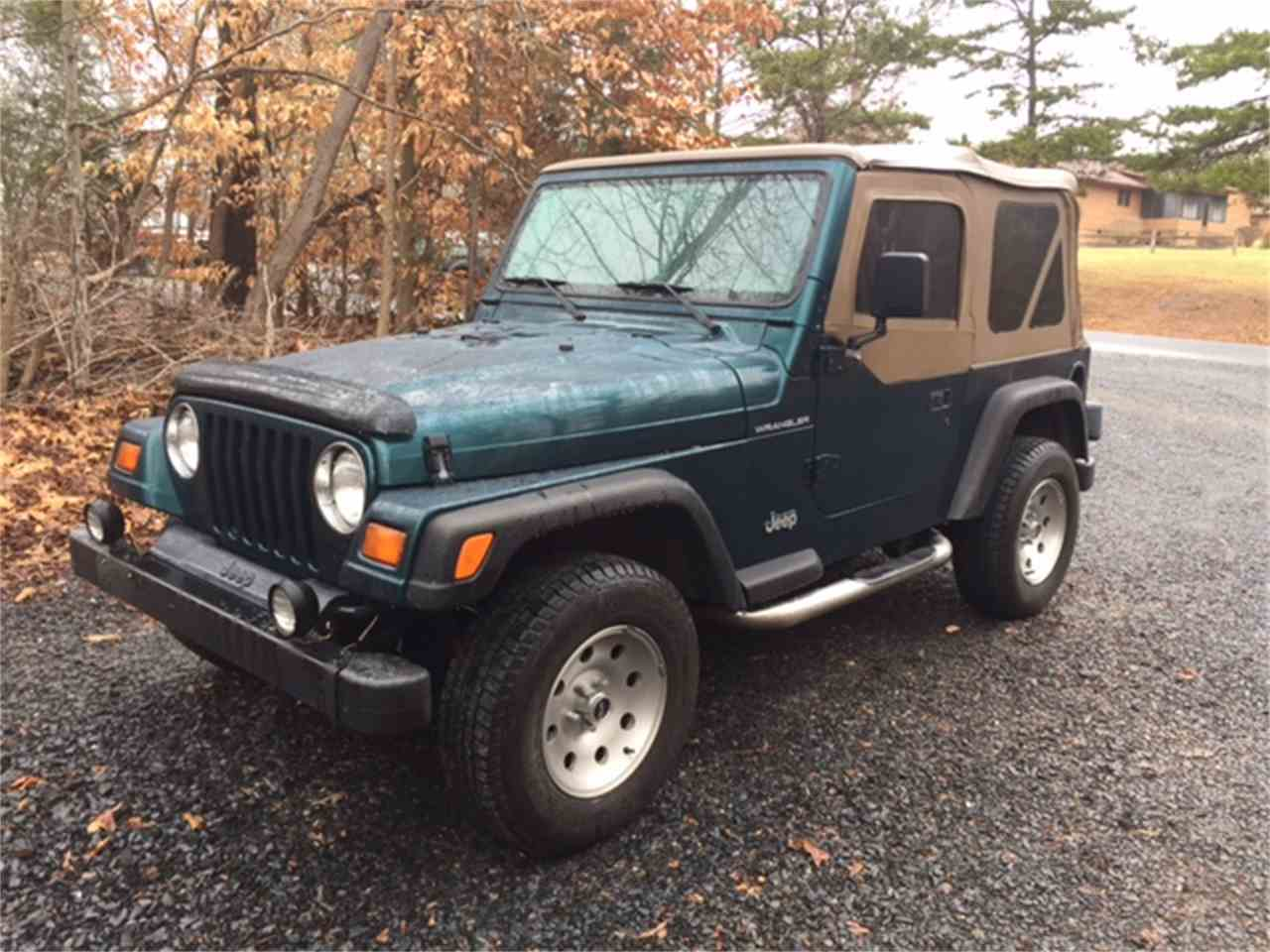 Large Picture of '97 Wrangler - MO1A