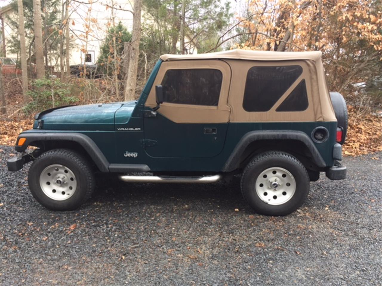 Large Picture of 1997 Wrangler - $11,500.00 Offered by Ultra Automotive - MO1A