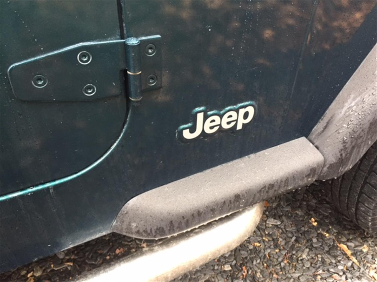 Large Picture of '97 Jeep Wrangler located in Ohio - $11,500.00 - MO1A