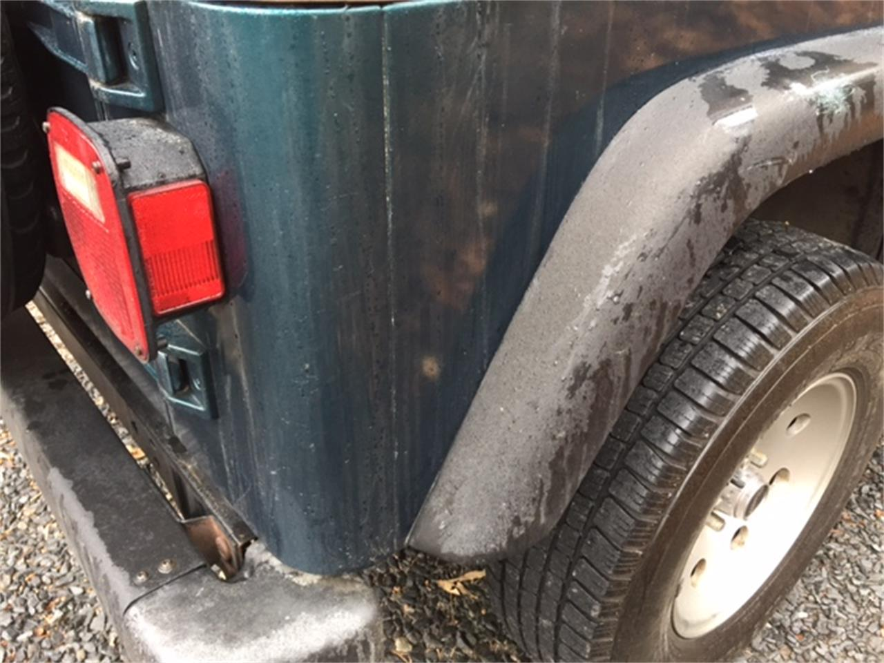 Large Picture of 1997 Jeep Wrangler located in Ohio - MO1A
