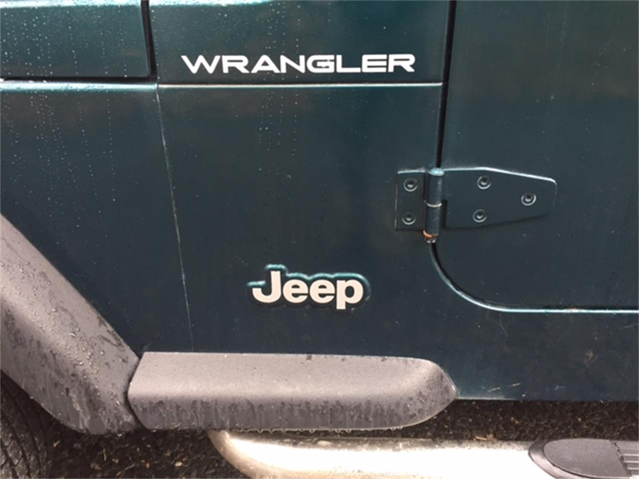 Large Picture of 1997 Wrangler located in Ohio - $11,500.00 - MO1A