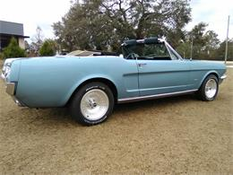 Picture of Classic '66 Ford Mustang located in Jacksonville Florida Offered by S & L Classics - MO1B