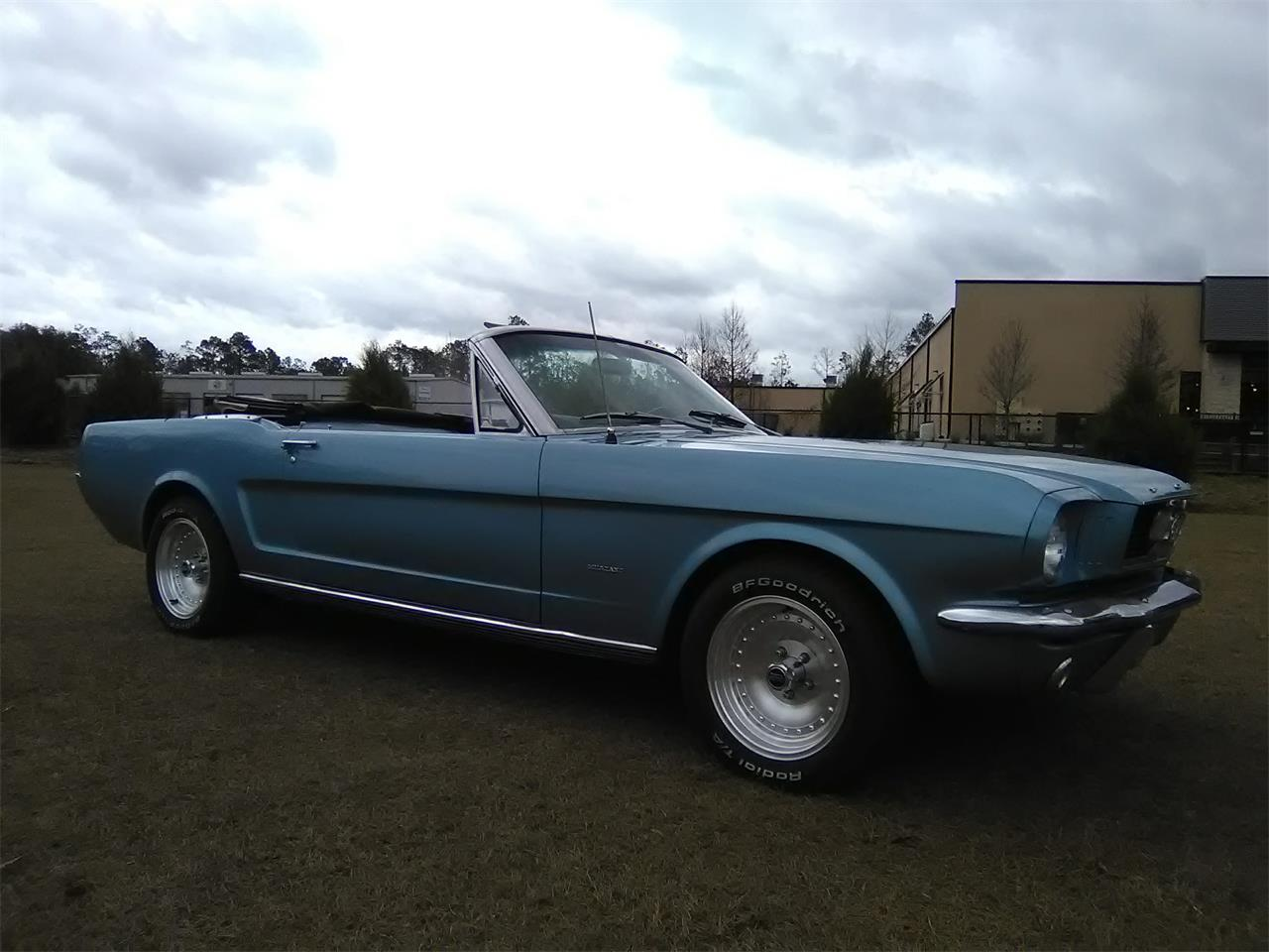 Large Picture of Classic '66 Ford Mustang located in Jacksonville Florida Offered by S & L Classics - MO1B