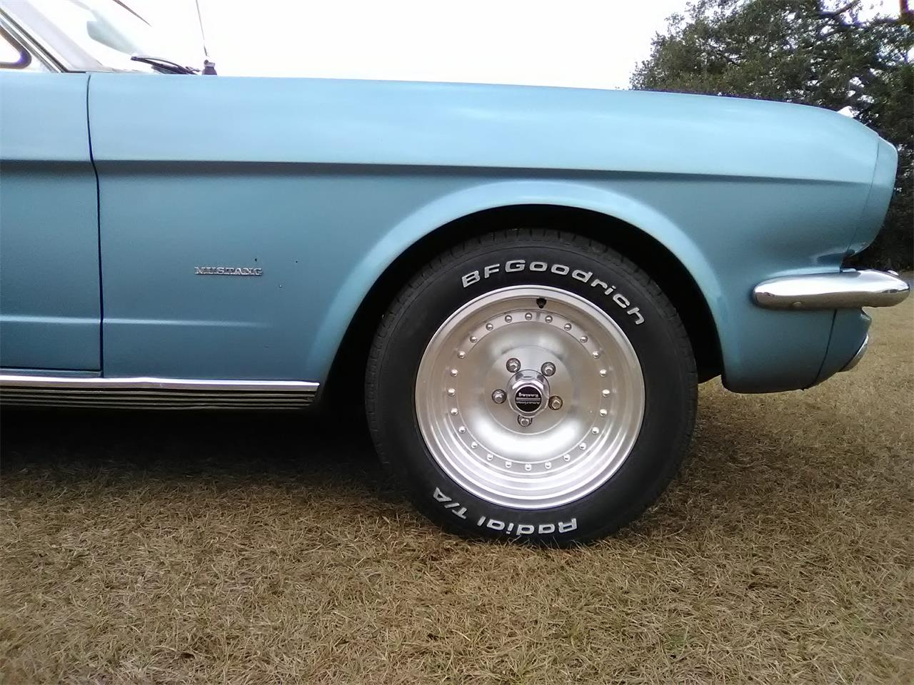 Large Picture of Classic '66 Ford Mustang located in Florida - $20,000.00 Offered by S & L Classics - MO1B