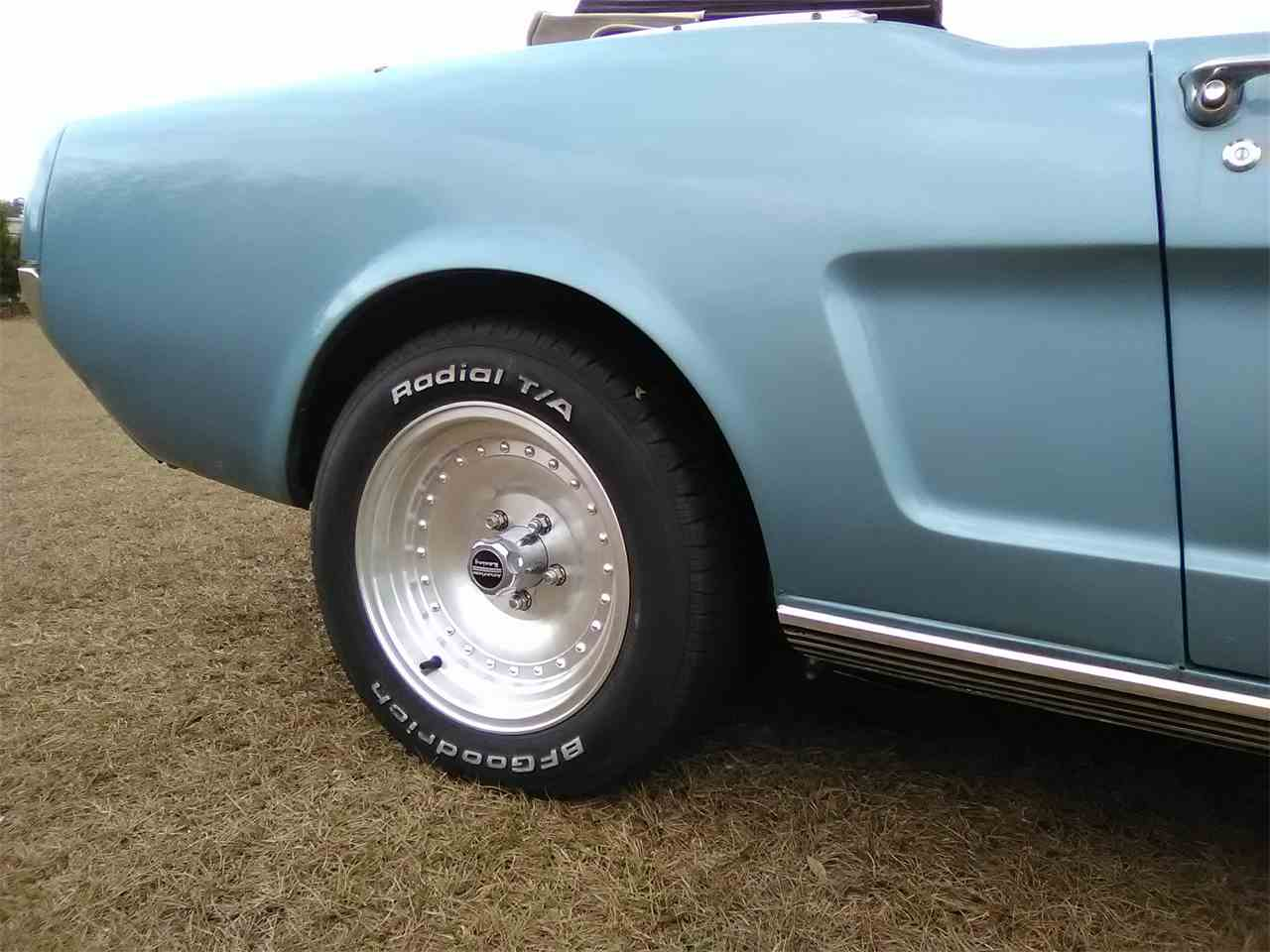 Large Picture of '66 Mustang - MO1B