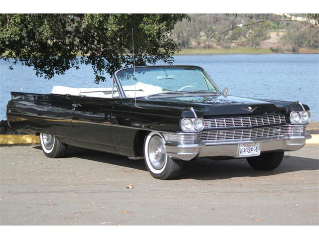 Picture of Classic 1964 Cadillac DeVille Offered by  - MO1D