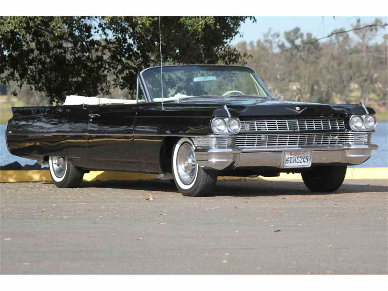 Large Picture of '64 DeVille - MO1D
