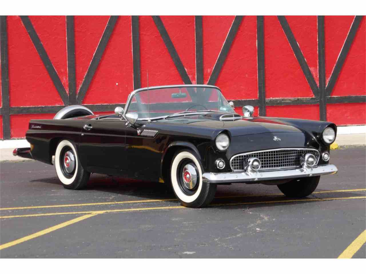 Large Picture of '55 Thunderbird - MO1H