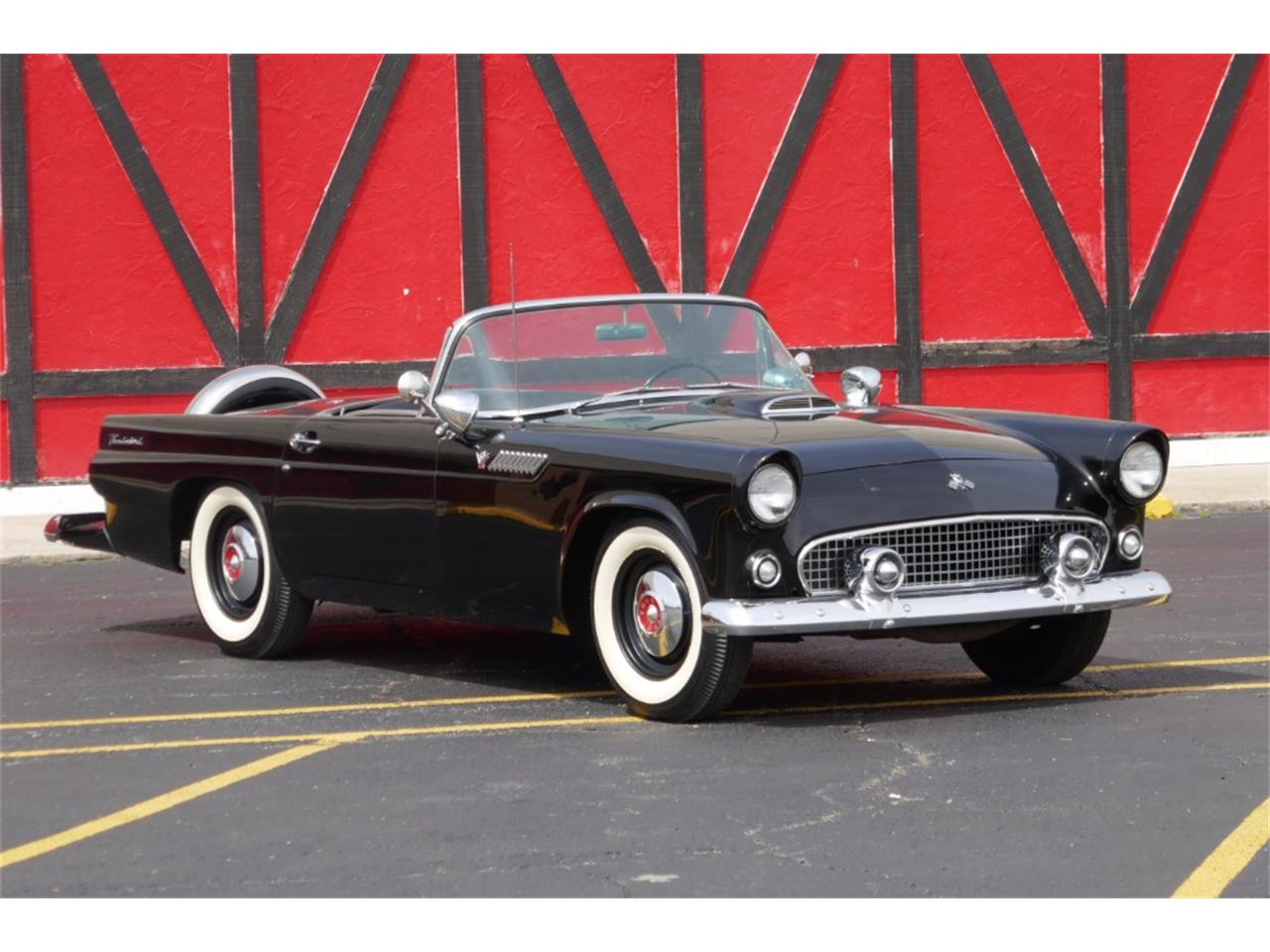 Large Picture of Classic '55 Ford Thunderbird located in Mundelein Illinois - $62,500.00 - MO1H