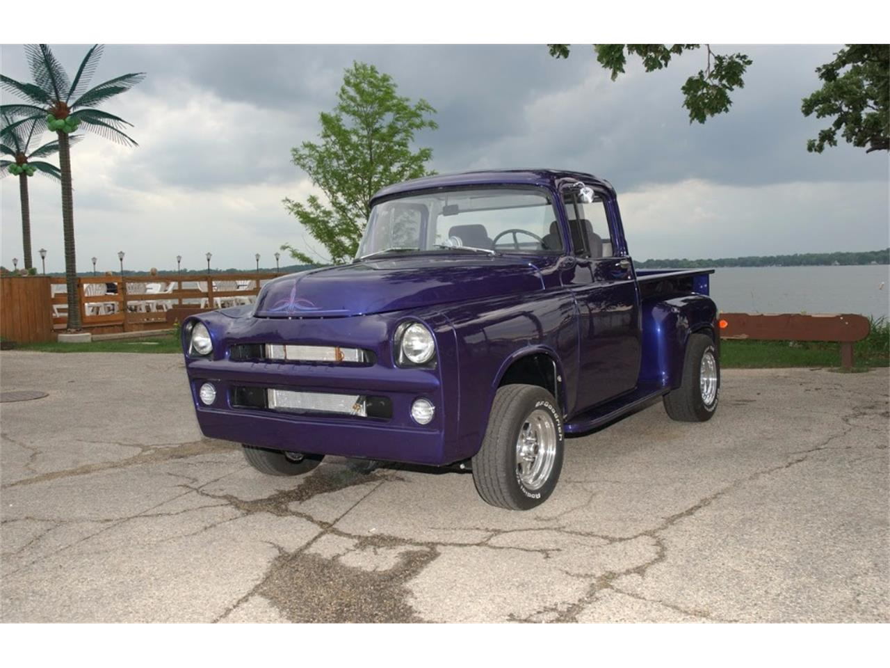 Large Picture of 1957 Dodge 100 located in Illinois Offered by VICCI Car Auctions - MO1K