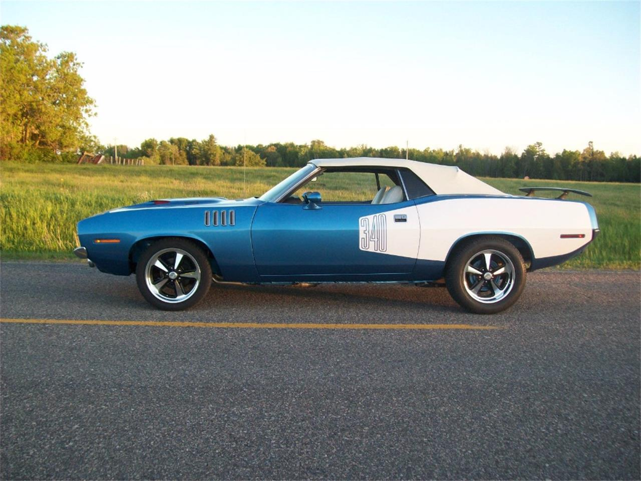 Large Picture of Classic '71 Barracuda - $69,995.00 Offered by VICCI Car Auctions - MO1L
