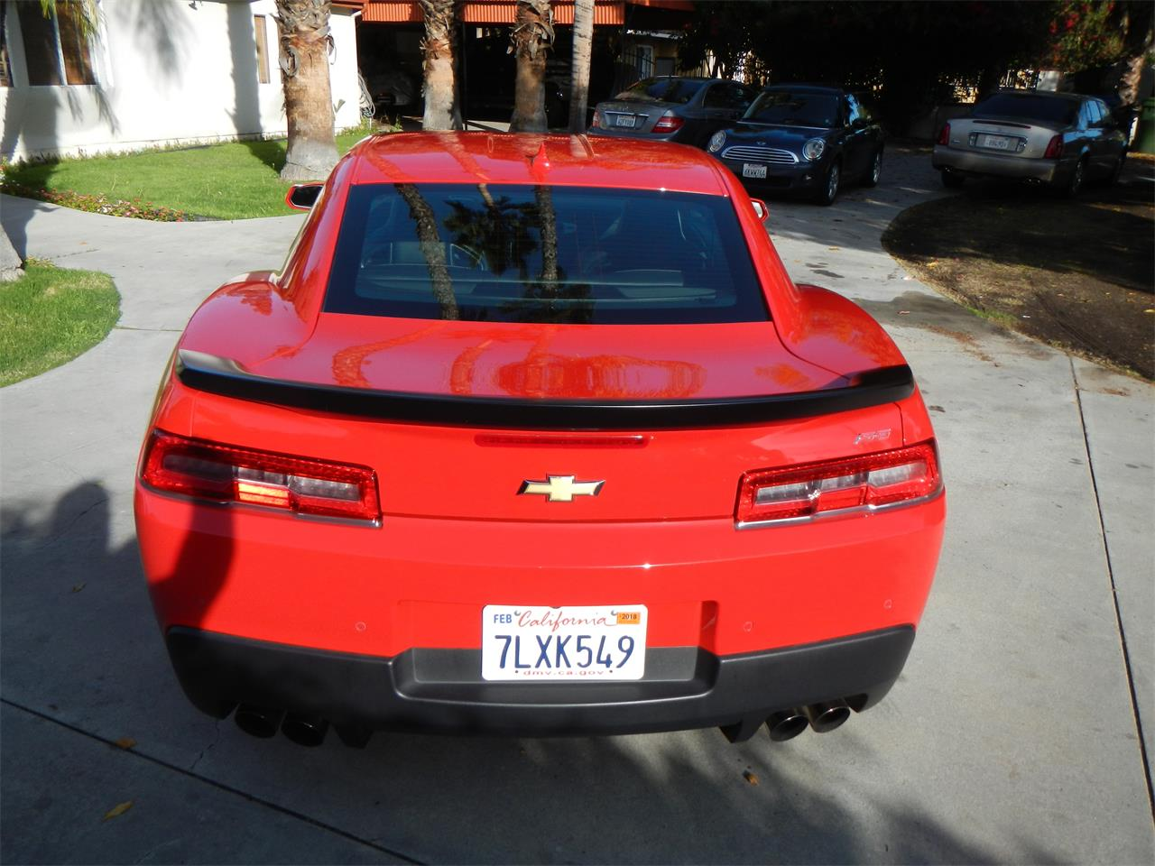 Large Picture of '15 Camaro SS - MO1P