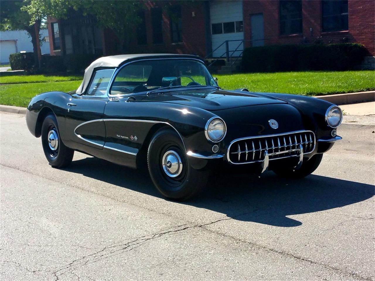 Large Picture of '57 Chevrolet Corvette located in Missouri - $107,500.00 Offered by Vintage Vettes, LLC - MO1R