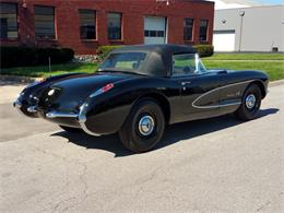 Picture of Classic '57 Corvette located in Missouri - $107,500.00 Offered by Vintage Vettes, LLC - MO1R