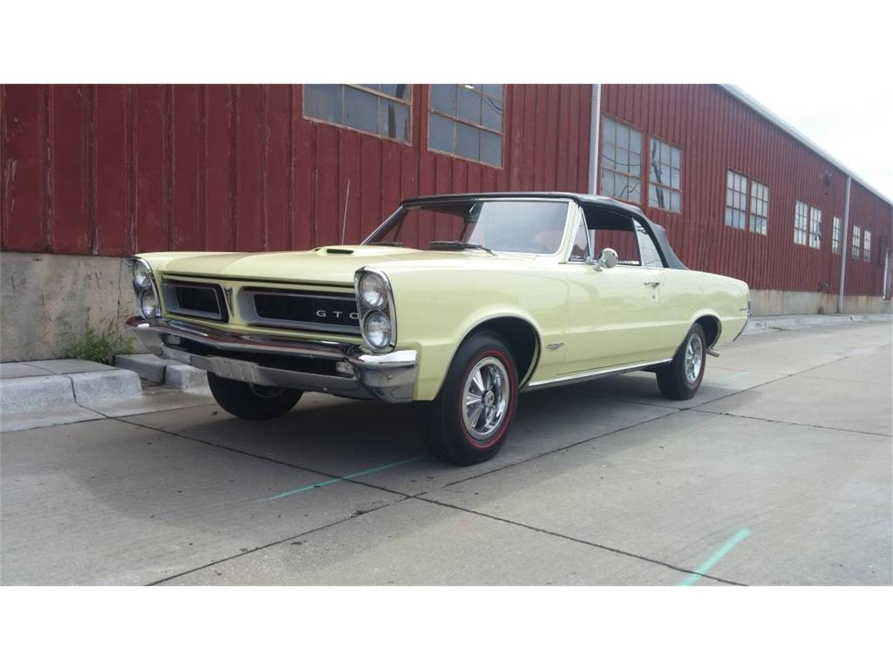Large Picture of '65 GTO - MO1S