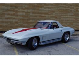 Picture of 1967 Corvette located in N. Kansas City Missouri - $129,995.00 - MO1U